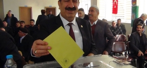 Nihat Çelik, Erciş Ziraat Odası Başkanlığına 6. kez seçildi