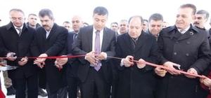 Merhum Milletvekili Reşit Çelik adına kütüphane açıldı