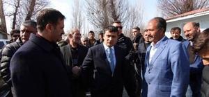 Kaymakam Mehmetbeyoğlu'ndan mahalle ziyaretleri
