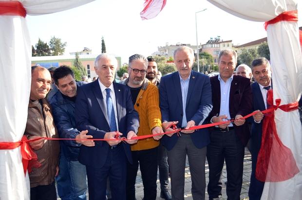 Didim Belediyesi Briç ve Satranç Spor Kulübü  açıldı