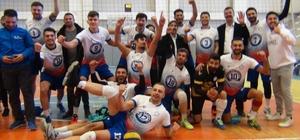 Erciş Belediye, grup şampiyonu oldu