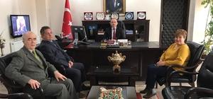 Kaymakam Öner'e 'Vergi Haftası' ziyareti