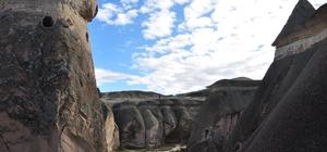 Burhaniyeli amatörler Kapadokya'yı gezdi