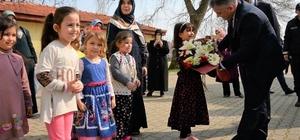 """Diyanet Anaokulu açıldı Vali Yazıcı, """"Çocuklar en kıymetli varlıklarımız"""""""