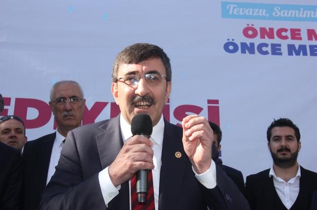 """AK Partili Yılmaz: """"31 Mart bir milattır"""""""