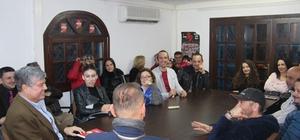 """Fuat Akdoğan; """"Oy hakkı olmasa bile sivil oplum kuruluşları mecliste temsil edilecek"""""""