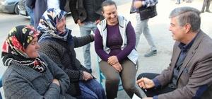 """Fuat Akdoğan Caferli'yi ziyaret etti """" Caferli'yi koruyarak, geliştirip, güzelleştireğiz """""""