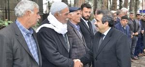 Vali Güzeloğlu, Eğil'de kanaat önderleri ile bir araya geldi