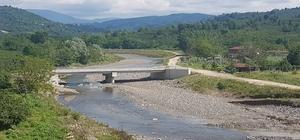 Ordu'da selden zarar gören köprüler yeniden inşa ediliyor Geçen yıl 8 Ağustos'ta meydana gelen sel afetinde zarar gören 9 köprüden 4'ünün yeniden yapımına başlandı