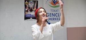 """Tokat'ta """"Bir Şiir, Bir Nefes"""" yarışması"""