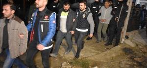 Kırıkkale'de 60 polisle kumar operasyonu: 47 gözaltı