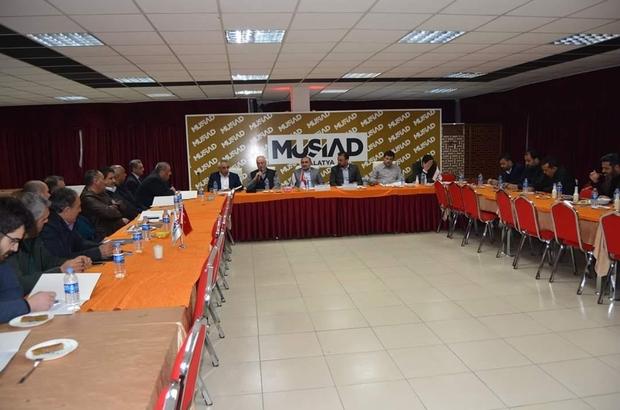 MÜSİAD'da tarım ve hayvancılık masaya yatırıldı