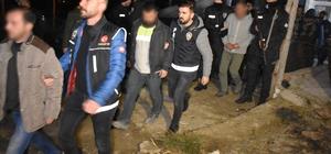 Kumar operasyonunda gözaltına alınan 54 kişi serbest