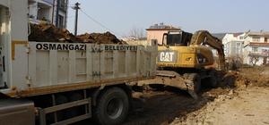 Osmangazi'de çıkmaz sokaklar son buluyor