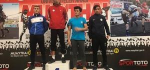PAÜ MuayThai Takımı şampiyon oldu