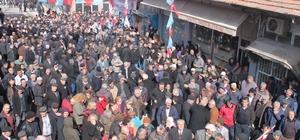 CHP'li Gökçe'den Hekimhan'a çıkarma