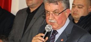 Ödemiş CHP'de Hamdi Halis dönemi başladı