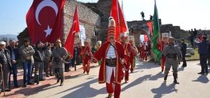 İznik'te fetih coşkusu İznik'in fethinin 688. yılı kutlandı