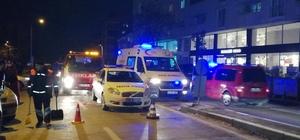 Kocaeli'de alkollü sürücü dehşeti: 1 ölü, 2 yaralı Alkollü sürücünün kullandığı otomobil önce motosiklete ardından yayaya çarptı