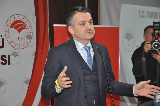 """Bakan Pakdemirli: """"Güvenlik ile ilgili problemlerimiz kalmadı"""" Tarım ve Orman Bakanı Pakdemirli Şırnak'ta"""