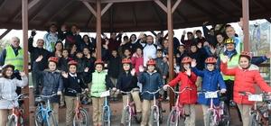 İzmit'te 9 yılda 60 bin öğrenciye bisiklet eğitimi
