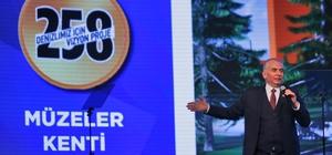 Başkan Zolan'dan Denizli'ye 6 farklı müze projesi