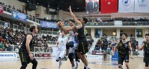 Denizli Basket Bornova Bossan'ı farklı geçti