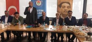 Vali-sivil toplum buluşması gerçekleştirildi