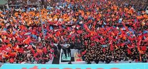 """Cumhurbaşkanı Recep Tayyip Erdoğan: """"Ordu'ya yeni OSB'ler geliyor"""" """"Ordu ve Ünye'ye yeni birer organize sanayi bölgesi kuruyoruz, proje çalışmaları devam ediyor. Fatsa'daki mevcut organize sanayi bölgesini de genişletiyoruz. Buralarda üretim başladığında inşallah 10 bin 600 kişiye istihdam sağlanacak"""" """"Bay Kemal ne diyor? 'Çiftçilerin elinden topraklarını aldılar, çiftçiler aç, çiftçiler sefil.' Bay Kemal, eline, diline dursun. Son 17 yılda biz çiftçilerimize ne kadar tarımsal destek verdik biliyor musunuz? 3,1 katrilyon lira tarımsal destek verdik"""""""