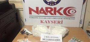 Kayseri polisinden uyuşturucu operasyonu: 5 gözaltı