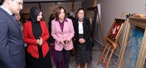 Zeliha Su, 8 Mart Dünya Kadınlar Günü etkinliğine katıldı