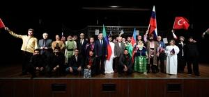 Mersin'de 'Türk Dünyası Tiyatro Günleri' başladı