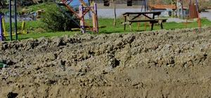 Karpuzlu Belediyesi'nin duyarsızlığı Çocuklar Karpuzlu'da parka hasret
