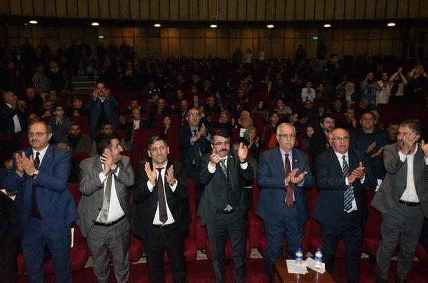 """Yıldırım Belediye Başkan Adayı Yılmaz:""""AK Parti Belediyeciliği başkanlık sistemiyle daha güçlü"""""""