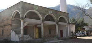 Ordu'da asırlık cami restore ediliyor