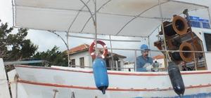 Tur tekneleri turizm sezonuna hazırlanıyor
