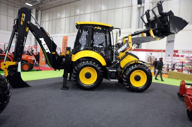Başak, MST ve CLAAS GAPTARIM fuarında SANKO'nun tarım ve iş makineleri sektöründeki şirketlerinin makine ve ekipmanları çiftçilere tanıtıldı