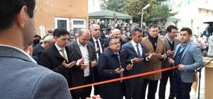 Başkan Yaman SKM açılışına katıldı