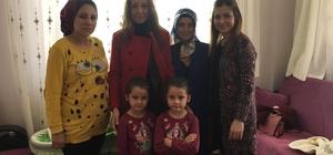 Gediz Belediyesi'nden 'Merhaba Bebek' projesi