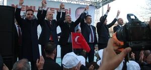 Bakan Pakdemirli'den Ahmet Sami Kutlu'nun 3 projesine destek sözü