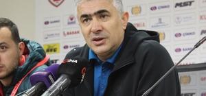 Gazişehir Gaziantep - Tetiş Yapı Elazığspor maçının ardından