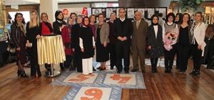 Kütahya'da 'Kadınca Kararınca' konulu karma sergi