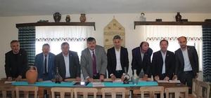 Eğitim kursları programının protokolü imzalandı