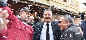 """Tuna: """"Balık pazarını restore edeceğiz"""" Cumhur İttifakı MHP Mersin Büyükşehir Belediye Başkan Adayı Hamit Tuna: """"Karadavur'da balıkçı köyünü hayata geçireceğiz"""""""