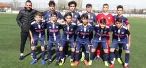 Kayseri U-15 Play-Off Grubu Kayseri Şekerspor-Talasgücü Belediye: 4-1