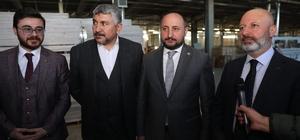 """Başkan Çolakbayrakdar, """"Kayseri, dünyada söz sahibi olacak"""""""