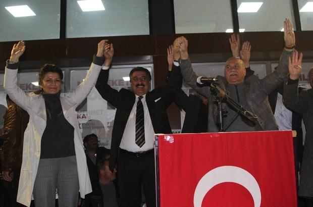 Başkan Kale, vatandaşlarla buluştu