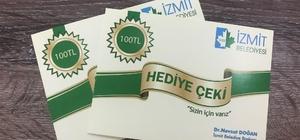 İzmit Belediyesi'nin öğrencilere eğitim desteği sürüyor
