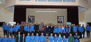 Büyükşehir'den spor okulları personeline hizmet içi eğitim