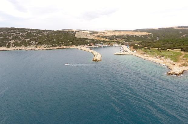 Saros Körfezi'ne batırılacak dev uçak Keşan'a getirildi